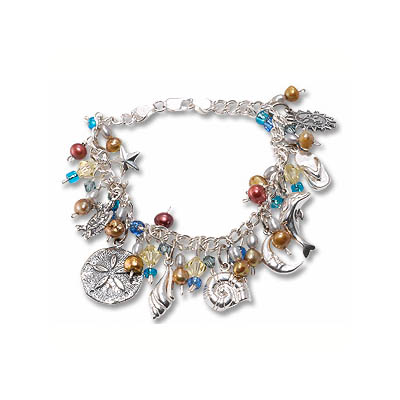 Seaside Charm Bracelet Project