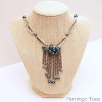 Beads Making Necklace