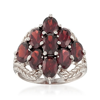 Garnets Shine as January's Birthstone