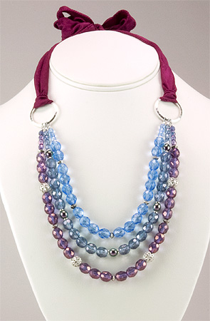 Wine Country Necklace