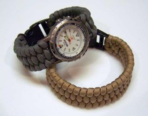 DIY Watch Bracelet