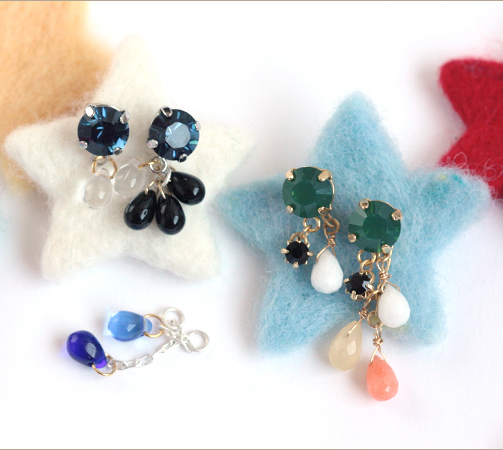 Upcycle Earring