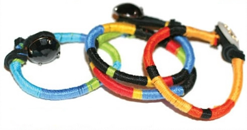 Color Wrap Bracelet