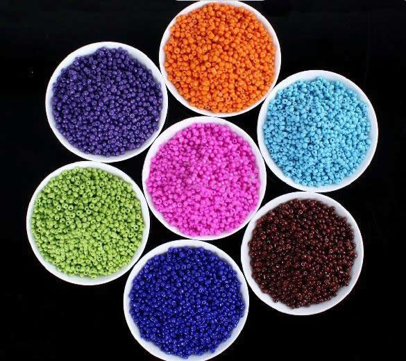 Glass Seed Beads Introduction