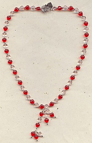 Heart Beads Necklace