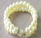 Make Personalized Pearl Bracelet