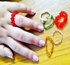 Making Your Own Seed Bead Ring