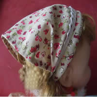 Baby Triangular Scarf Hair Band