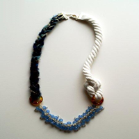 Rope Bead Necklace