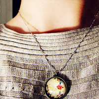 Time Gemstone Necklace