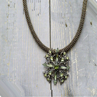 Baroque Imitation Necklace