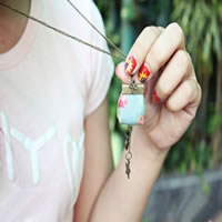 DIY Vintage Purse Necklace