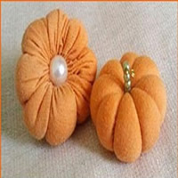 Pumpkin Hanging Decoration