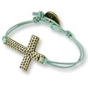 Cross Wrap Bracelet Project